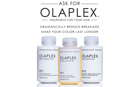 Clapham common Olaplex treatment